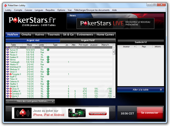 Poker office gratuit pokerstars