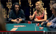 Poker star musique pub