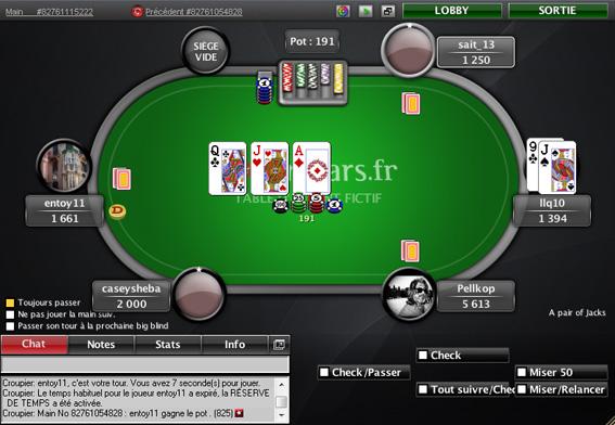 pokerstars france