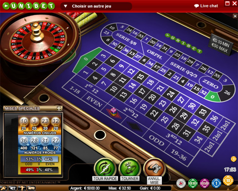 Technique roulette casino unibet