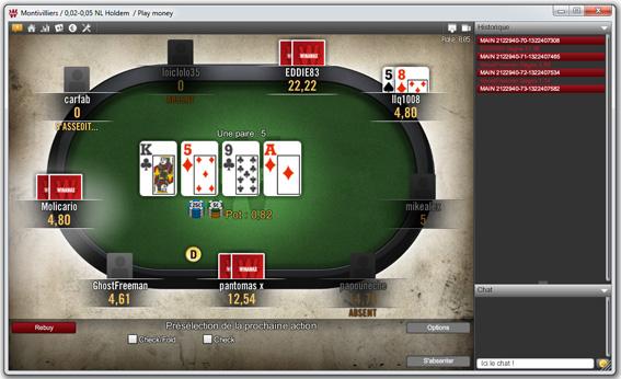 Avis winamax poker en ligne cf-53 sim card slot