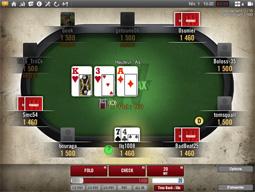 Jouer Au Texas Hold Em Sur Le Site Poker Winamax